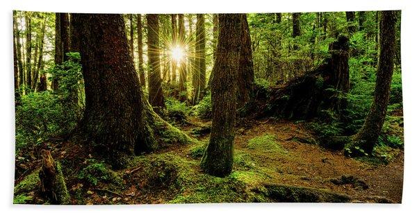 Rainforest Path Bath Towel