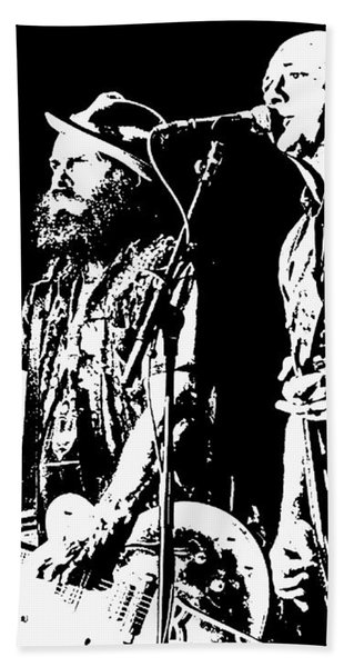 Rancid - Lars And Tim Bath Towel