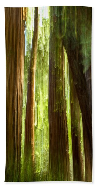 Redwood Dream Bath Towel