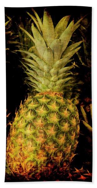 Renaissance Pineapple Hand Towel