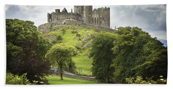 Rock Of Cashel Cashel County Tipperary Hand Towel