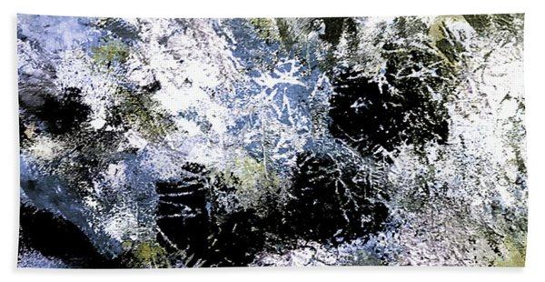 Rocky Places Hand Towel