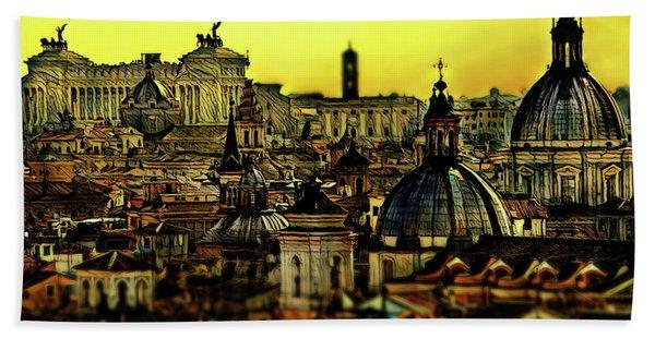 Rome Hand Towel