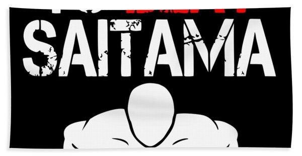 Saitama Hand Towel