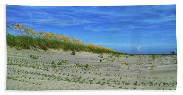 Sea Swept Hand Towel