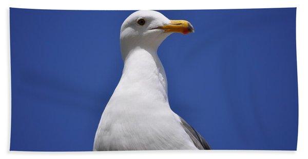 Seagull Hand Towel