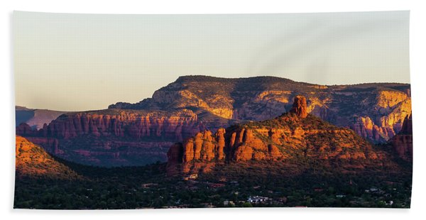 Sedona Sunrise Bath Towel