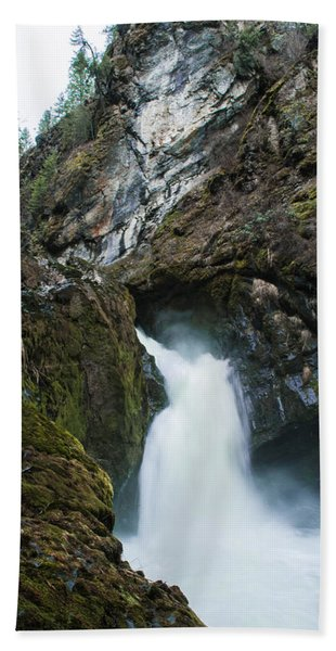 Sheep Creek Falls Hand Towel