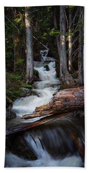 Silver Falls Hand Towel