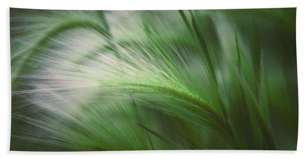 Soft Grass Bath Towel
