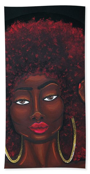 Soul Sista Bath Towel