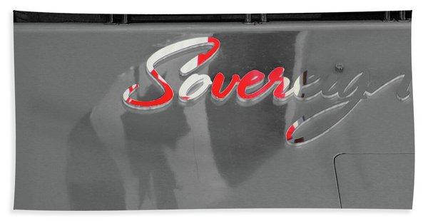 Sovereign Celebration Bath Towel