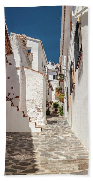 Spanish Street 1 Hand Towel