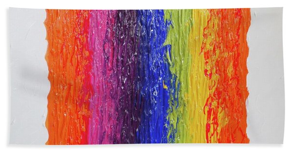 Speak Your Mind Bath Towel