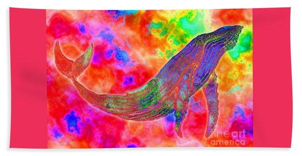 Spirit Whale Bath Towel