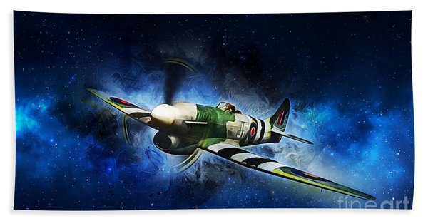 Hawker Typhoon Hand Towel