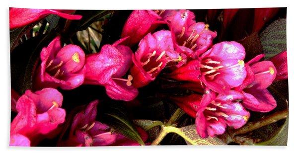 Spring Bouquet Bath Towel