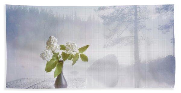 Spring Flowers 2 Hand Towel