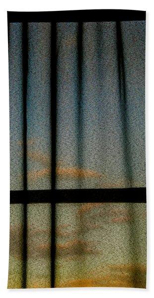 St. Petersburg Sunset Bath Towel