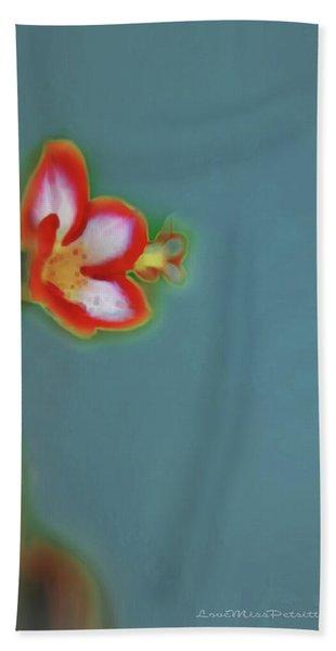 Still Life Art 15 Bath Towel