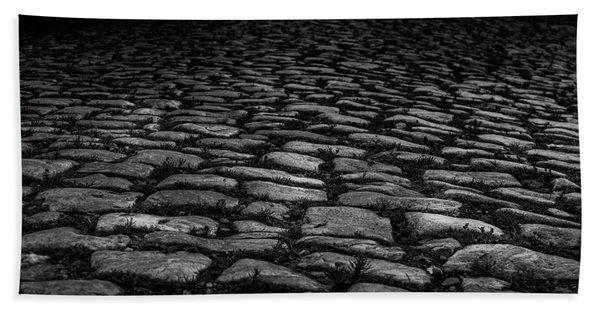 Stone Path Hand Towel