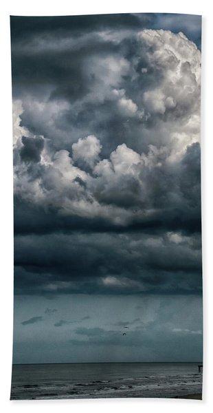 Stormy Weather Bath Towel