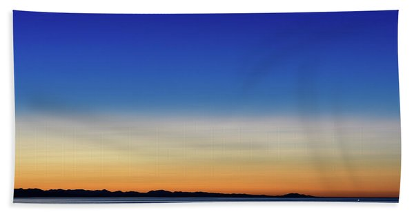 Stunning Sunset I Hand Towel