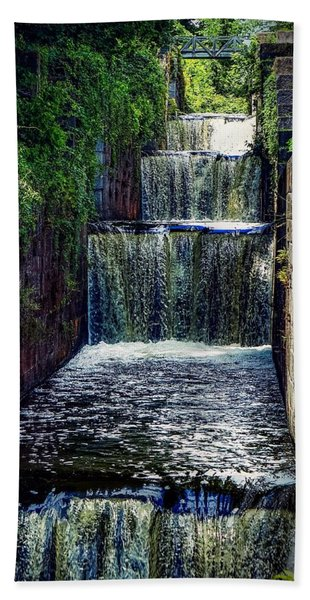 Summer At The Five Combines Hand Towel