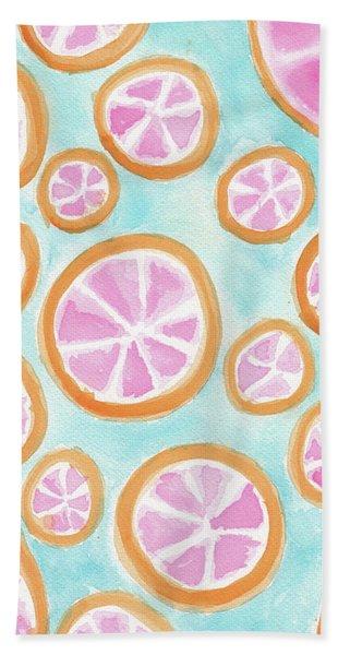 Summer Colors Hand Towel