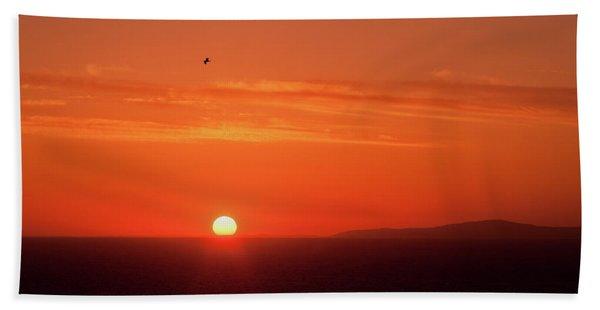 Sunbird Hand Towel