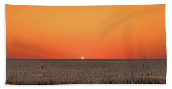 Sunrise Delivered Delray Beach Florida Hand Towel