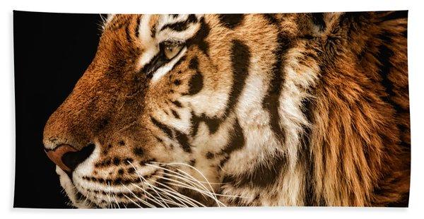 Sunset Tiger Hand Towel