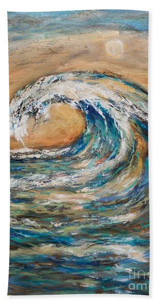 Surf's Up Hand Towel