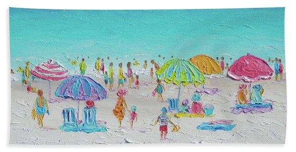 Sweet Sweet Summer Hand Towel