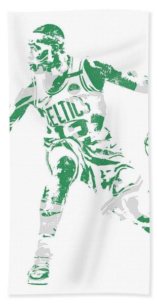 Terry Rozier Boston Celtics Pixel Art 13 Hand Towel