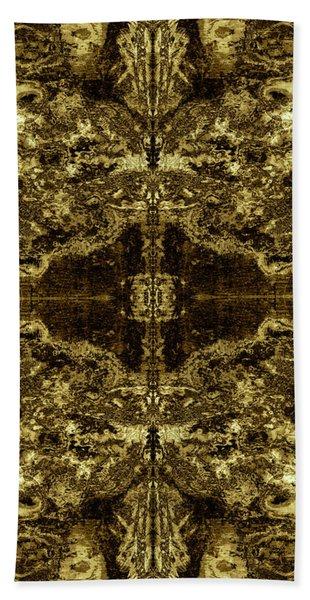 Tessellation No. 2 Bath Towel