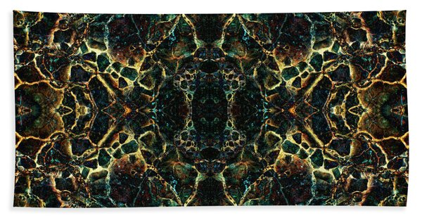 Tessellation V Hand Towel