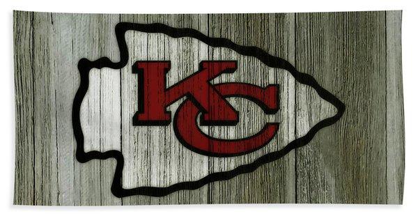 The Kansas City Chiefs C3   Bath Towel