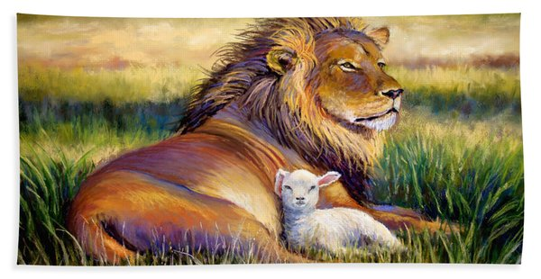 The Kingdom Of Heaven Bath Towel