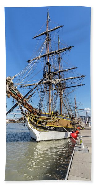 The Lady Washington Hand Towel