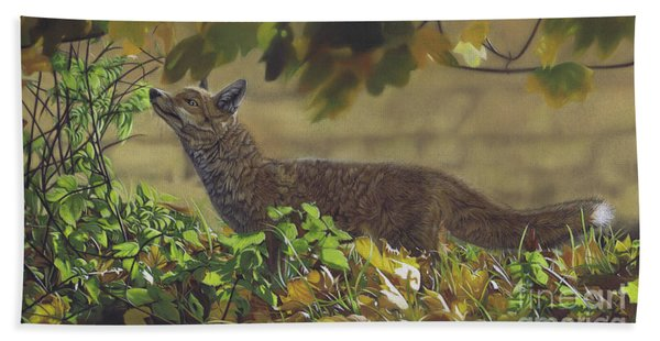 The Fantastic Mr Fox Hand Towel