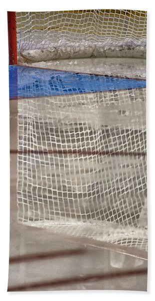 The Net Reflection Hand Towel