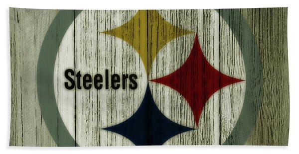 The Pittsburgh Steelers C1 Bath Towel