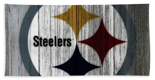 The Pittsburgh Steelers C3 Bath Towel