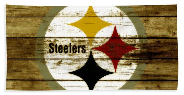 The Pittsburgh Steelers W4 Bath Towel