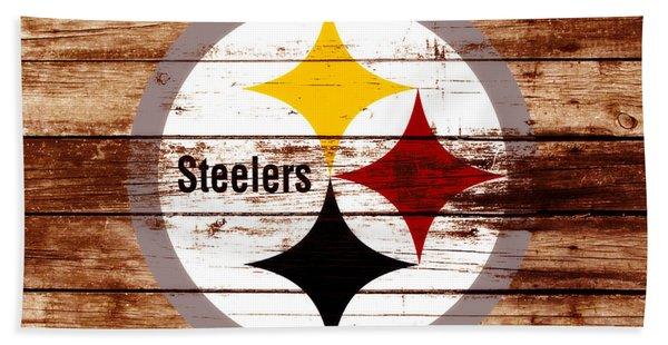 The Pittsburgh Steelers W5 Bath Towel