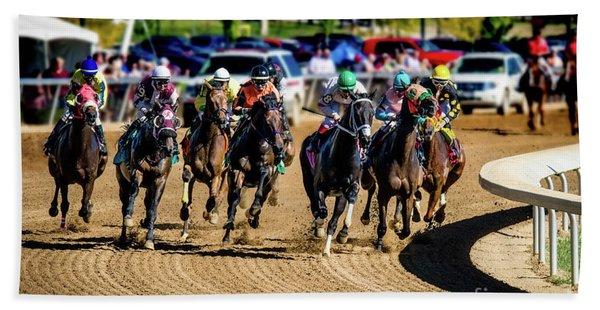 The Race Bath Towel