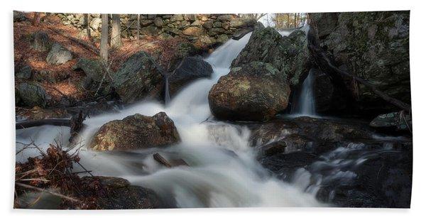 The Secret Waterfall 2 Hand Towel