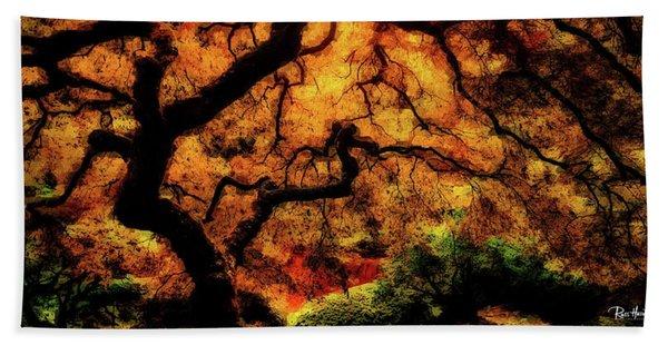 The Tree Of Life Hand Towel