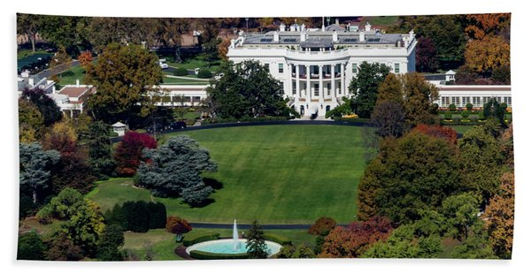 The White House Hand Towel